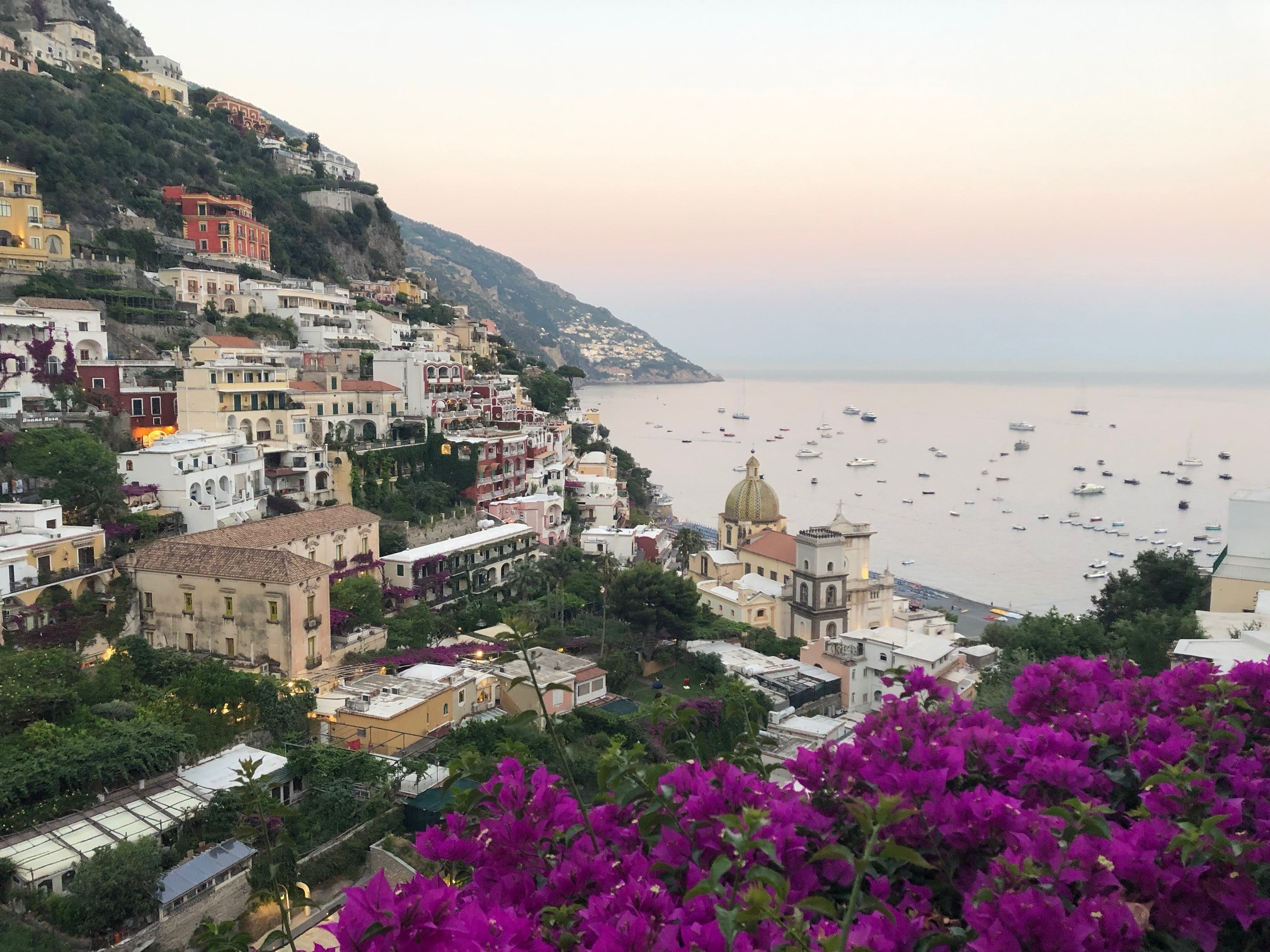 Positano Italy A Virtual Visit Passion For Italy Podcast 20 ...